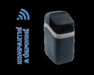 Inteligentní změkčovač vody eVOLUTION 200 Compact WIFI s akreditovanými rozbory vody