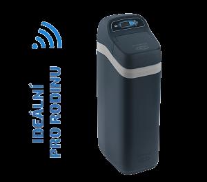 Inteligentní změkčovač vody eVOLUTION 400 Boost WIFI s akreditovanými rozbory vody
