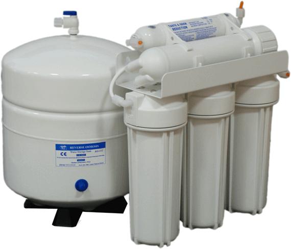 Nanofiltrace vody - filtrační zařízení na úpravu vody