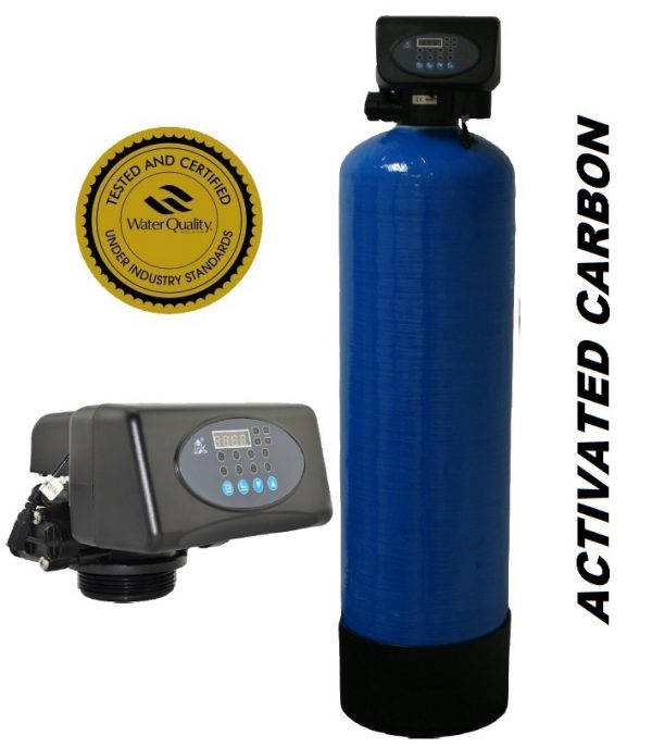 Filtry na vodu - aktivní uhlí